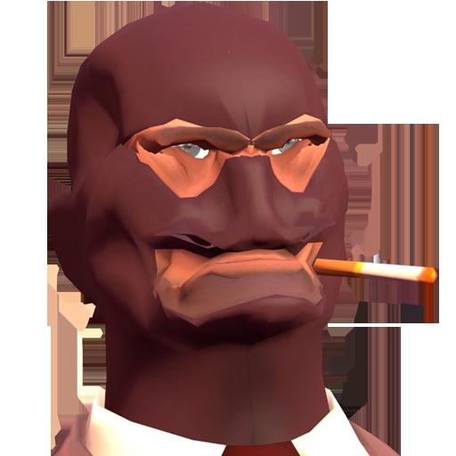 Slightly Annoyed Spy Team Fortress 2 Sprays