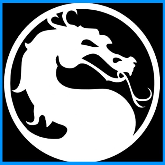 Mortal Kombat Logo Cs2d Sprays