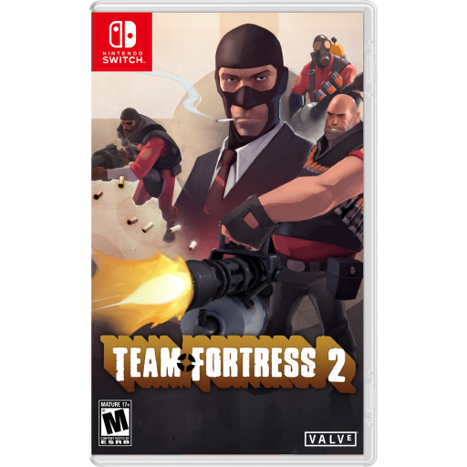 Team Fortress 2 For Nintendo Switch Team Fortress 2 Sprays