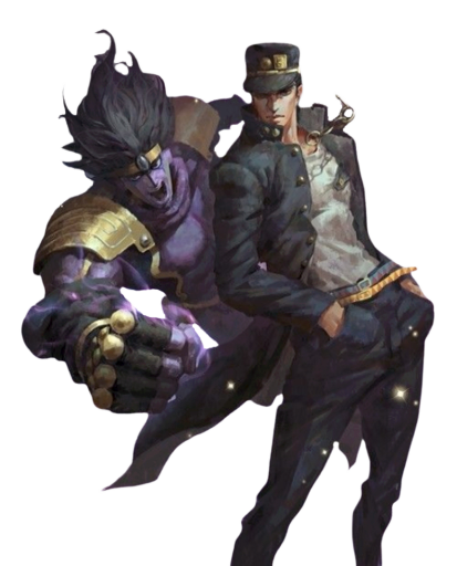 Jotaro Star Platinum Team Fortress 2 Sprays