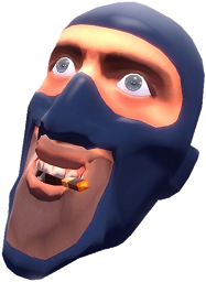 Funny Spy Face Team Fortress 2 Sprays