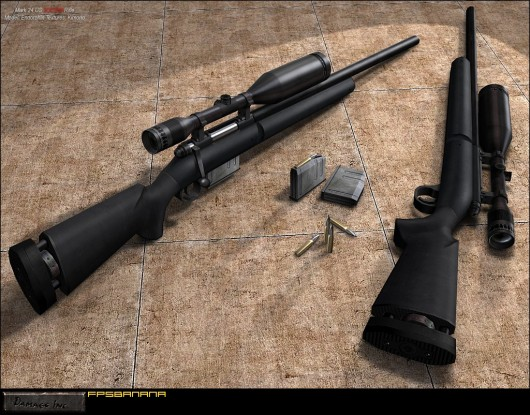 M24 US SOCOM Rifle