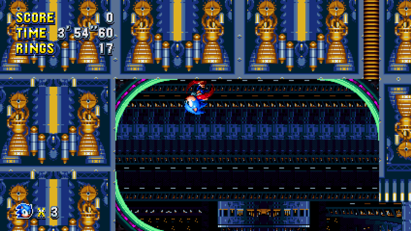 Death Egg Zone Act 1 Act 2 Wip Sonic Mania Works In Progress