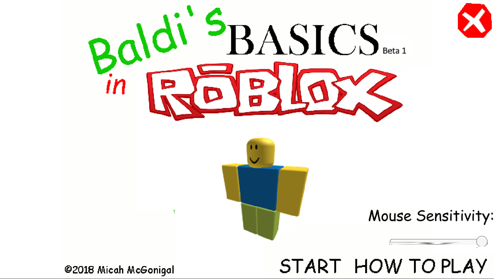 Baldi S Basics In Roblox Dl Available Baldi S Basics Works