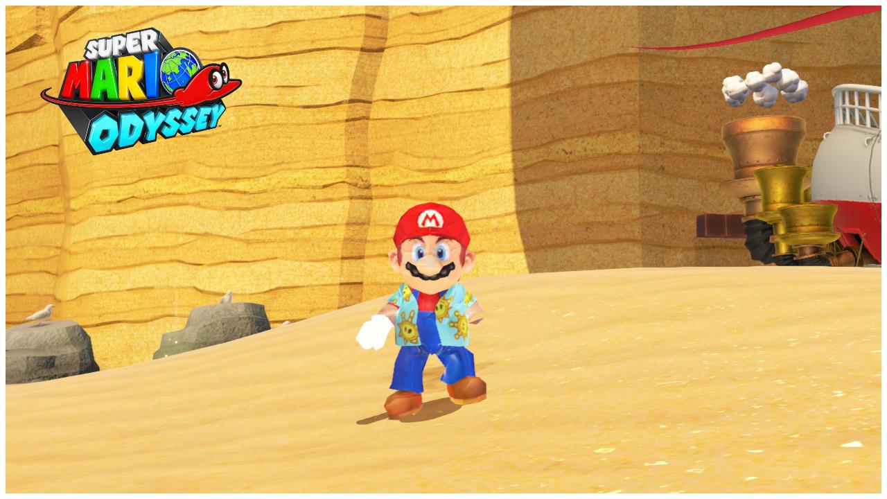 Classic Mario Shirt Roblox Classic Mario Sunshine Outfit Super Mario Odyssey Works In Progress
