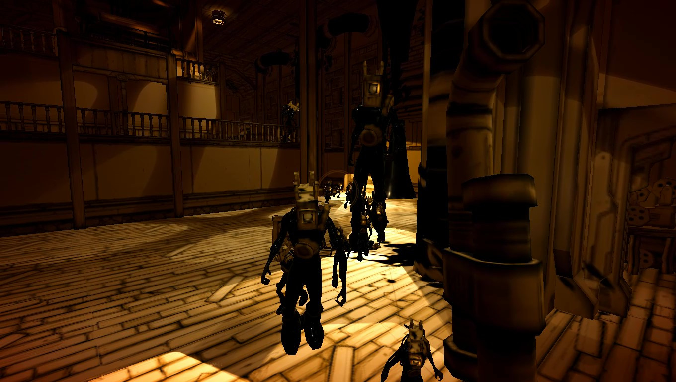 Ultimate Bendy Mod Bendy And The Ink Machine Works In Progress