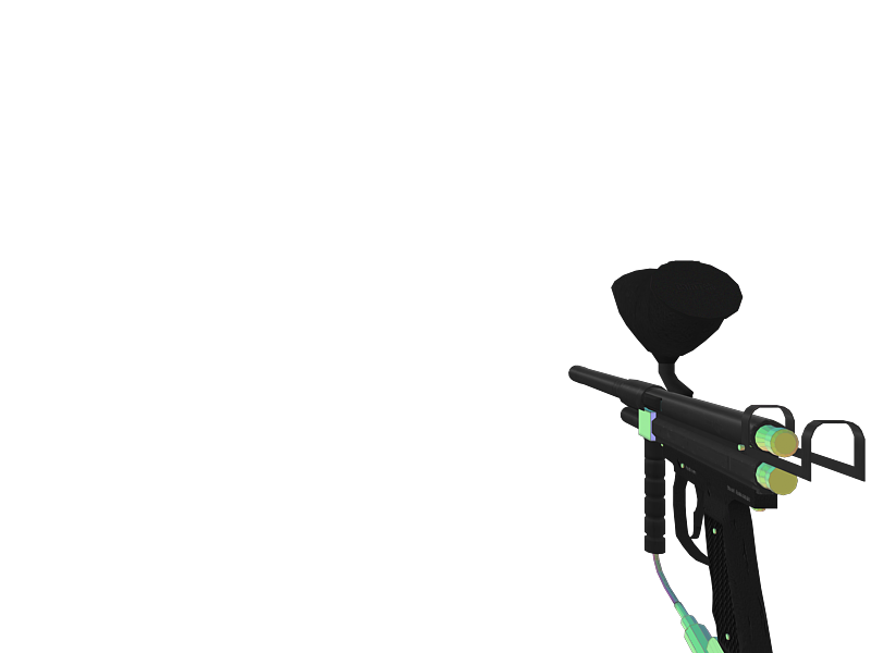 Shitty Paintball Gun Model Gamebanana Works In Progress